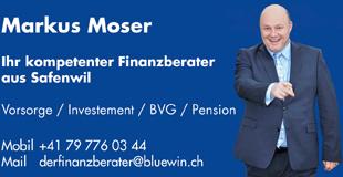 Markus Moser - Beratungen